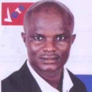 Mr. Ato Codjoe, Mfantseman East MP Aspirant