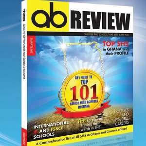 GH TOP SENIOR HIGH SCHOOLS LISTED IN AB REVIEW