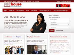 When Graduates in Ghana Apply for Gh¢350 (100 USD) Jobs...