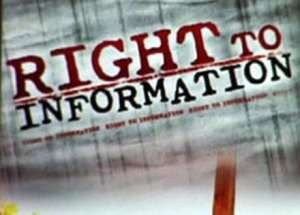 Right to Information Bill will exonerate MPs, Ministers - NGO