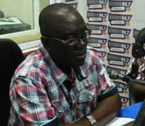 NPP General Secretary, Kwadwo Owusu Afriyie