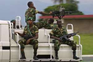 Burundian officials and witnesses said the armed group crossed into Cibitoke province during the night, and that Burundian soldiers and police had been locked in battles against the group throughout the day.  By Pedro Ugarte (AFP/File)