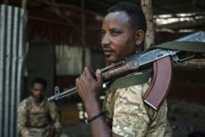 Tensions with federal forces rose dramatically after Tigray held its own elections in September.  By EDUARDO SOTERAS (AFP)