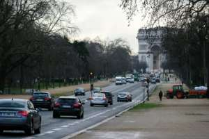 Teodorin Obiang is accused of using the proceeds of corruption and embezzlement to buy a six-storey mansion on Avenue Foch, one of the swankiest streets in Paris which leads to the Arc de Triomphe