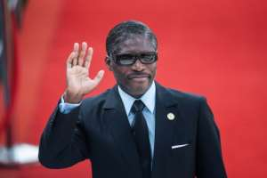 Teodoro Nguema Obiang Mangue is known for his playboy lifestyle.  By Michele Spatari (AFP)