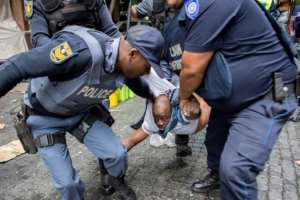 They foreigned have said they no longer feel safe in South Africa after a surge of xenophobic attacks last month.  By - (AFP)