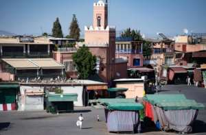 The Covid-19 pandemic is expected to push Morocco's economy into its worst recession since 1996.  By FADEL SENNA (AFP)