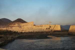 The construction of the Grand Ethiopian Renaissance Dam, set to be Africa's largest, is also raising fears in downstream countries Egypt and Sudan.  By EDUARDO SOTERAS (AFP/File)