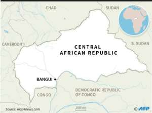 The Central African Republic gained independence from France in 1960. The country ranks a dismal 188th out of 189 countries in the UN Development Programme's Human Development Index.  By William ICKES (AFP)