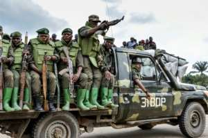 The ambassador says the Congolese army, known as FARDC,