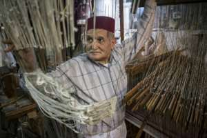 The ancestral know-how of brocade weaving has its roots in the era of the Merinid sultans of the 13th century, historical journal
