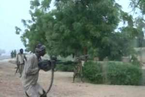 The alleged kidnapping of around 30 loggers in northeast Nigeria comes after a similar number of troops were abducted in the same region, according to sources.  By Handout (BOKO HARAM/AFP/File)