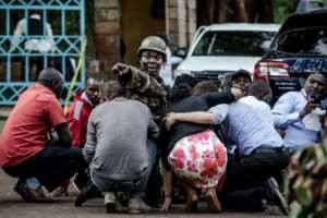 The attacker grew up in the coastal city of Mombasa.  By Luis TATO, Luis TATO (AFP/File)