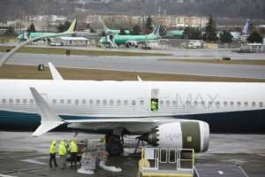 The ban on Boeing 737 MAX aircraft spread worldwide after the US joined other countries in grounding the plane. By Jason Redmond (AFP)