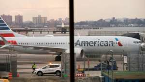 The ban on the Boeing 737 MAX aircraft spread worldwide after US President Donald Trump joined other countries in grounding the aircraft. By Don Emmert (AFP)