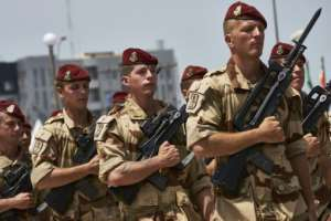 The Barkhane force has intervened mainly in Mali.  By Michele CATTANI (AFP/File)
