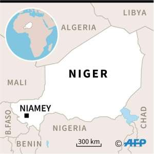 The blast happened near the airport in the capital Niamey. By (AFP)