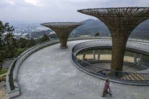 The government recently opened Entoto Park, a sprawling complex in the Addis Ababa hills complete with a spa,
