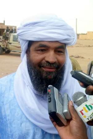 The Group to Support Islam and Muslims' leader, Malian jihadist Iyad Ag Ghaly, has already been named a