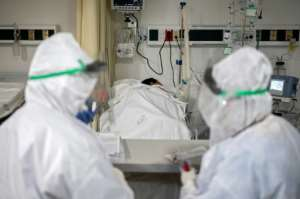 The deadly coronavirus has infected more than 14.6 million people around the world.  By PEDRO PARDO (AFP)