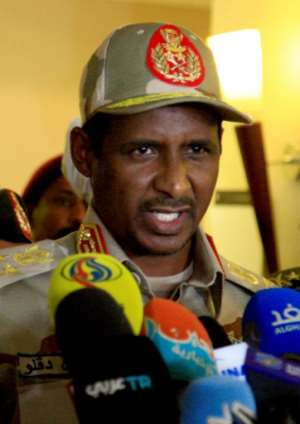 The deputy head of Sudan's ruling military council, General Mohamed Hamdan Dagalo, promises that the landmark deal with protest leaders will