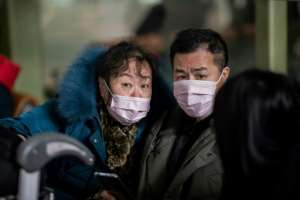 The emergence of the virus came at the worst time for China, coinciding with the Lunar New Year Holiday when hundreds of millions travel across the country in planes, trains and buses for family reunions.  By NICOLAS ASFOURI (AFP)