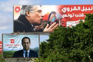 The economic and social hardships that undermine Tunisia's transition to democracy took centre stage during the presidential campaign.  By FETHI BELAID (AFP/File)