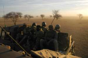 The EU wants the ability to pay for weapons to help stabilise restive countries like Mali.  By Daphné BENOIT (AFP/File)