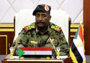 The head of the ruling military council General Abdel Fattah al-Burhan has called on protest leaders in Sudan to resume talks without conditions.  By - (SUDAN NEWS AGENCY/AFP/File)