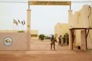 The headquarters of the G5 Sahel force in Mali came under attack on Friday.  By SEBASTIEN RIEUSSEC (AFP/File)