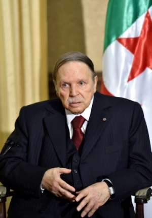 The Hirak movement brought down geriatric autocrat Abdelaziz Bouteflika last April but has keept up the struggle for full civil rights and democracy.  By Eric FEFERBERG (AFP/File)