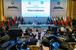 The OPEC+ alliance has breathed fresh life into OPEC and brought Russia new influence as an arbiter on the oil market. By Mladen ANTONOV (AFP)