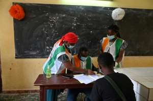 The opposition has said local branches of the electoral commission responsible for organising the presidential election are unbalanced in favour of the ruling party.  By Issouf SANOGO (AFP/File)
