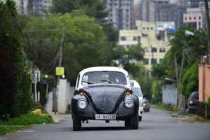 The love for the VW Beetle in Ethiopia goes back decades, and is rooted in both economics and nostalgia.  By MICHAEL TEWELDE (AFP)