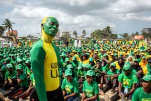 The last day of campaigning in the Zanzibar archipelago was marked by rallies including by the ruling Chama Cha Mapinduzi (Revolutionary Party).  By Patrick Meinhardt (AFP)