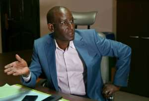The mayor of Ferkessedougou, Kaweli Ouattara, says the city is on the 'front line'.  By Issouf SANOGO (AFP)