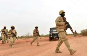 The military presence in the North and joint operations with Mali and the French forces of Operation Barkhane enabled the Burkinabe army to restore some trust.  By ISSOUF SANOGO (AFP/File)
