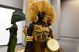 The Museum of Black Civilisation is among several new -- or overhauled -- museums popping up around Africa that bolster growing demands for restitution of artworks spirited out of the continent since colonial times.  By SEYLLOU (AFP)