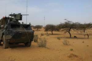 The new base at Gossi will enable a faster response in one of Mali's jihadist-plagued regions, say French commanders. By Daphné BENOIT (AFP)