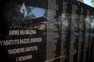 The Ntarama Genocide Memorial in Kigali is part of Rwanda's peace and reconciliation effort. By Jacques NKINZINGABO (AFP)