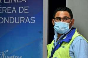 The number of international tourist arrivals is expected to drop sharply this year due to the virus.  By ORLANDO SIERRA (AFP)