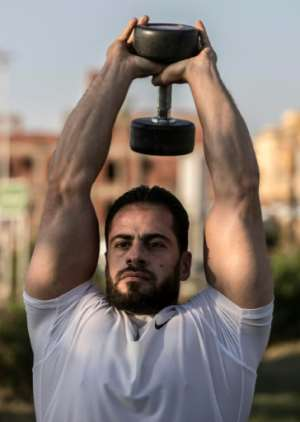 'The shutdown has really affected us financially and psychologically,' Nassim said.  By Khaled DESOUKI (AFP)
