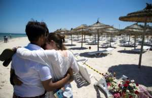 The shooting rampage at a Sousse tourist resort in June 2015 killed 38 people, mostly British tourists. By Kenzo TRIBOUILLARD (AFP/File)