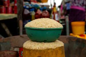 The price of rice has skyrocketed in Nigeria after border closures to encourage domestic agriculture and industry.  By Benson IBEABUCHI (AFP)