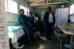 The prison pharmacy lacks antibiotics and basic painkillers..  By Jekesai NJIKIZANA (AFP/File)