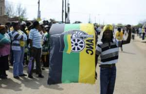 The ruling ANC denies fanning tensions after the murder.  By STEPHANE DE SAKUTIN (AFP/File)