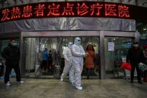 The World Health Organization late last week declared the new coronavirus outbreak a global health emergency.  By Hector RETAMAL (AFP)