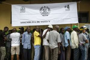 The third-biggest Mozambique political party sharply criticized a