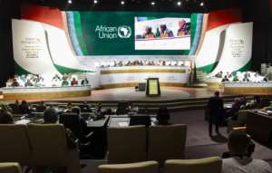 The trade deal to be signed at the African Union Summit in Niger took years to negotiate.  By ISSOUF SANOGO (AFP)