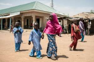 The UN children's agency has said more than one million children have been kept out of school since the conflict began in 2009, exacerbating already low levels of education in the northeast